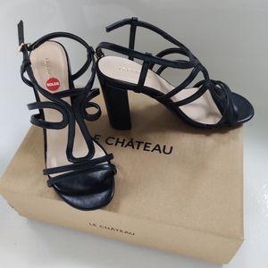 2/$25 NIBWT Strappy block heel sandal